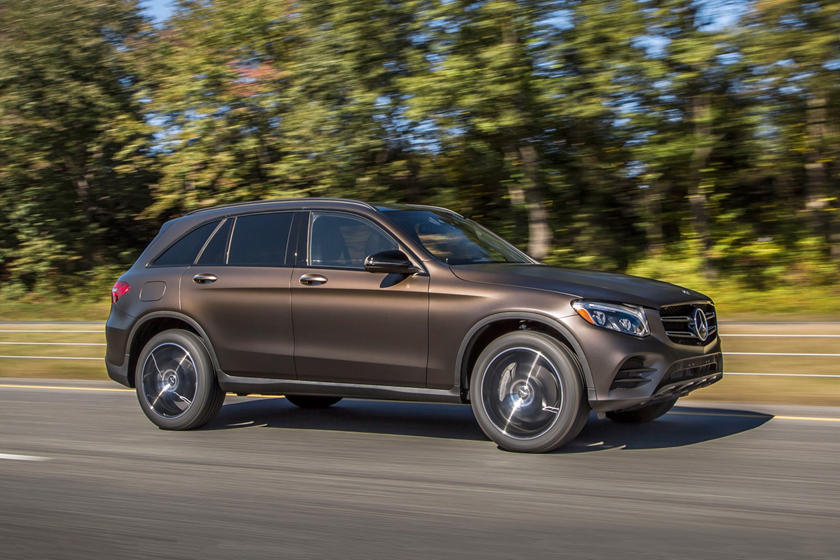Ремонт Mercedes-Benz GLC в Москве