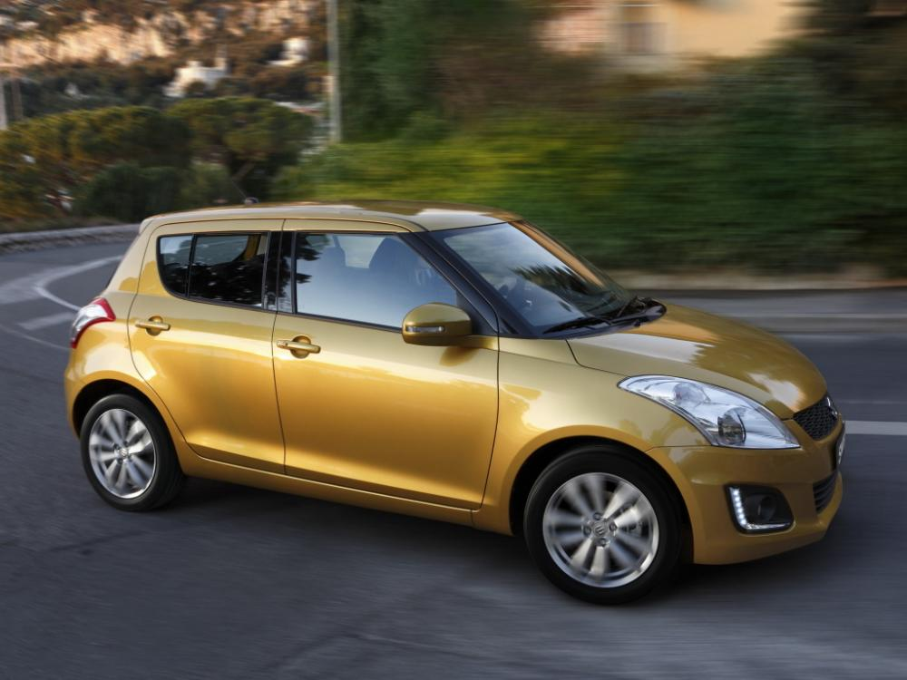 Ремонт Suzuki Swift в Москве